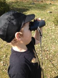 Succé för kikare