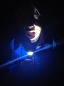 Fira Halloween i skogen i år!